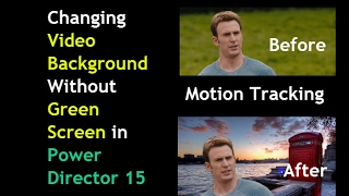 Change Video Background in Kinemaster apk With Or Without Green