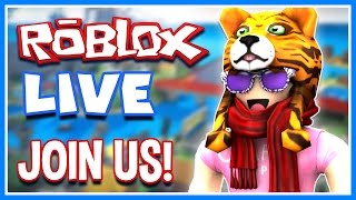 Download ROBLOX | Phantom Forces, Murder Mystery 2, Plaza, Flood Escape, MeepCity | ROBLOX Live Stream Video