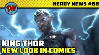 Download RDJ Earning Revealed, MCU Phase 4, Endgame vs Avatar, DC Updates | Nerdy News #68 Video