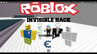 Download ROBLOX Invisible Hack 2015 (UNPATCHED) Video