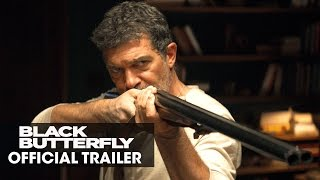 Download Black Butterfly (2017 Movie) – Official Trailer - Antonio Banderas Video