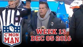 Download ESPN C'MON MAN! Week 13 - 12-05-16 Video