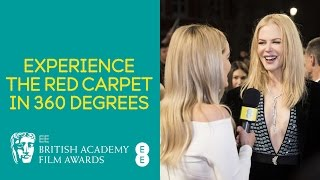 Download EE BAFTAs 2017: Experience the Red Carpet in 360 degrees. Video