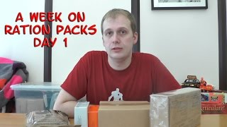 Download A Week On Ration Packs Day 1 Video