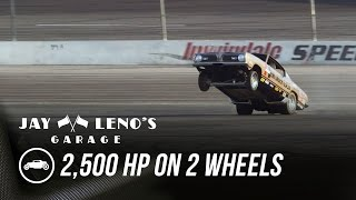 Download Jay Leno Goes 2,500 HP on 2 Wheels - Jay Leno's Garage Video