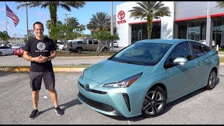 Download Is the 2020 Toyota Prius the GREATEST Hybrid you can BUY? Video