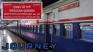 Download MUMBAI To PUNE : A Journey In DECCAN QUEEN Express   Indian Railways Video