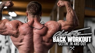 Download Seth Feroce Back Workout | Gettin' In and Out Video