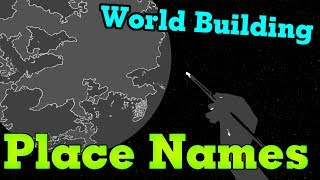 Download World Building- Creating Place Names Realistically and Artistically Video