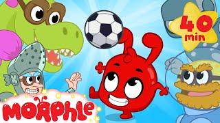 Download My Magic Soccer Match! Morphle's 2018 Football World Cup Cartoon For Kids! Video