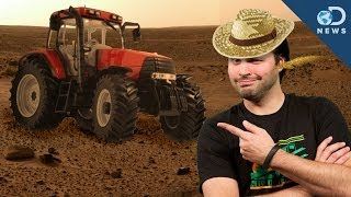 Download Can We Grow Plants on Mars? Video