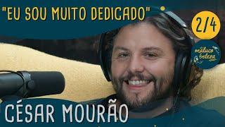 Download Maluco Beleza - ″Eu sou muito dedicado″ - César Mourão (pt 2) Video