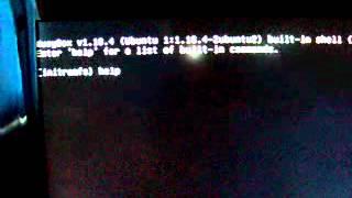 Download UBUNTU 11.04 (11.10 po aktualizacji) -BusyBox v1.18.4 Initramfs - problem Video