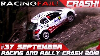 Download Racing and Rally Crash | Fails of the Week 37 September 2018 Video