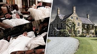Download SIDEMEN SLEEP IN HAUNTED MANOR HOUSE (WARNING) Video