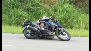 Download Fun time with Honda X-BLADE 160 Video
