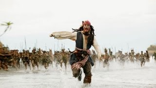 Download Great Moments of Pirates of the Carribean Video
