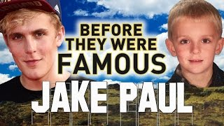Download JAKE PAUL - Before They Were Famous - YouTuber BIOGRAPHY Video