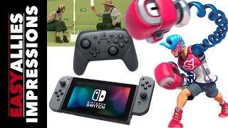 Download Switch First Hands-On - Easy Allies Impressions Video