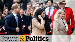 Download Most Canadians don't want to cover Harry and Meghan's costs, poll says | Power & Politics Video