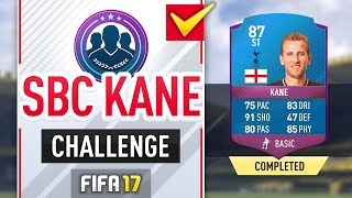 Download 87 RATED HARRY KANE EPL LEAGUE SBC! - #FIFA17 Ultimate Team Video