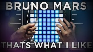 Download Bruno Mars - That's What I Like   Launchpad Cover/Remix (Cabuizee Remix) Video