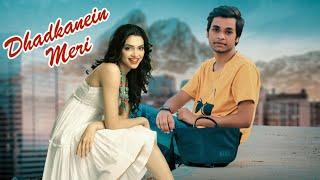 Download Dhadkanein Meri-3D AUDIO | Yasser Desai & Asees Kaur | Mahima Makwana | | 2019 | Love story Video