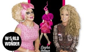 Download UNHhhh Ep 38 1/2: ″RDR9 Promo Reaction″ w/ Trixie Mattel & Katya Video