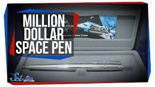 Download The Truth About the Million-Dollar Space Pen Video