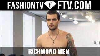 Download Milan Men Fashion Week Spring/Summer 2017 - Richmond | FTV Video