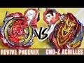 Download Cho-Z Achilles .00.Dm VS Revive Phoenix .10.Fr - Beyblade Burst Super Z/Turbo Video