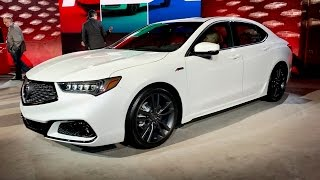 Download 2018 Acura TLX A-Spec – Redline: First Look – 2017 NYIAS Video