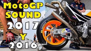 Download MOTOGP 2017+2016 Start Engine Sound Compilation PART 4 (HONDA, YAMAHA, SUZUKI,...) Video
