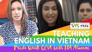 Download LGBTQ+ Teaching English in Hanoi, Vietnam with Kim & Caira Video