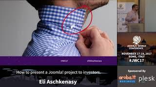 Download JWC 2017 - How to present a Joomla! project to investors - Eli Aschkenasy Video
