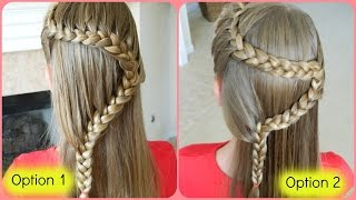 Download The Best Wavy Braids / Two Options / Las mejores trenzas en forma ″S″ / Bonita Hair Do Video