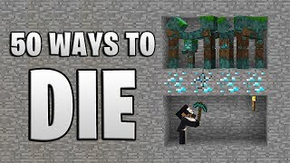 Download 50 Ways to Die in Minecraft (Aquatic Edition) Video
