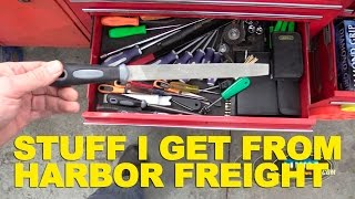 Download Stuff I Get From Harbor Freight -ETCG1 Video