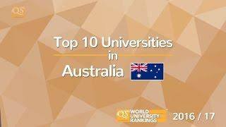 Download Top 10 Universities in Australia 2016/17 Video