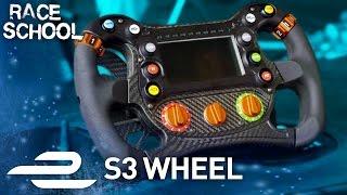 Download Race School: New Season 3 Steering Wheel! - Formula E Video