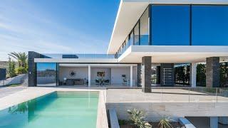 Download New Modern Villa in Nueva Andalucia, Marbella, Spain Video