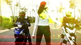 Download Drag Race 500m Yamaha Exciter vs Honda Winner (AKA Supra X 150). Video