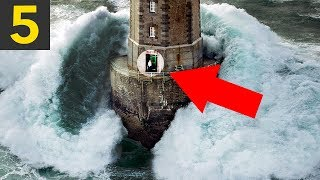 Download Top 5 WAVES VS LIGHTHOUSES Video
