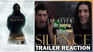 Download Silence Trailer Reaction Video