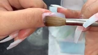 Download Watch Me Do My Nails | Acrylic Nails Tutorial Video