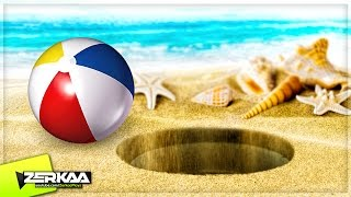 Download GOLF ON THE BEACH! (Golf It) Video