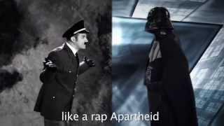 Download Adolf Hitler vs. Darth Vader [All 3] Epic Rap Battle Of History! Video