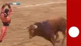 Download Bullfighting's last day in Catalonia Video