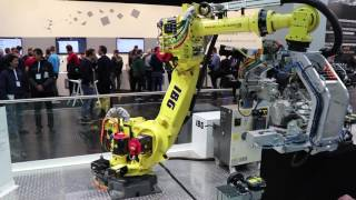 Download Robots in Germany | Hannover Messe 2017 | Industrial Robots Compilation | ганновер 2017 Video