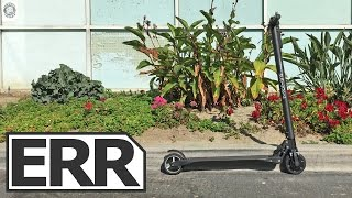 Download Momas Carbon Video Review - Lightest Electric Kick Scooter Video